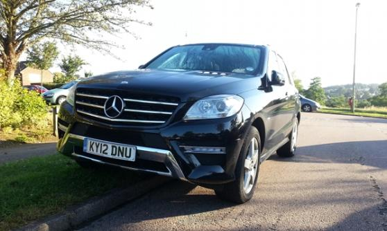 2012 Mercedes-Benz ML 250 Bluetec - (C) Mercedes-Benz