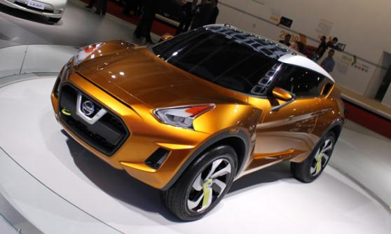 Nissan Extrem (c) CJ Hubbard / Motoring Research
