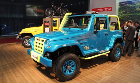 Troller jeep (c) CJ Hubbard / Motoring Research