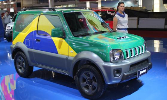 Suzuki Jimny (c) CJ Hubbard / Motoring Research