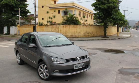 Volkswagen Voyage, Brazil (c) CJ Hubbard / Motoring Research