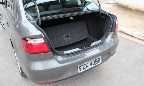 2013 Volkswagen Voyage boot, Brazil (c) CJ Hubbard / Motoring Research