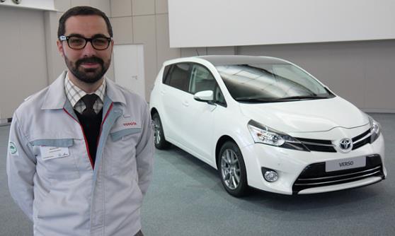 Mehmet Kilic (c) Will McManus / Toyota Blog
