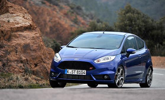 2013 Ford Fiesta ST (c) Ford