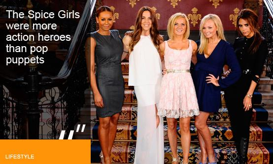 Spice Girls Image Ian West/PA Wire/Press Association Images
