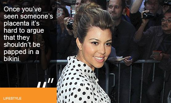 Kourtney Kardashian (Jackson Lee/Starmax/EMPICS Entertainment)