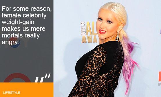Christina Aguilera (GUS RUELAS, Newscom, RTR)