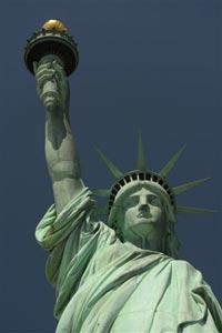 La Estatua de la Libertad. Foto: Sebastián Álvaro