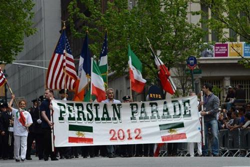 Persian Parade, Nueva York. Foto: Sebastián Álvaro