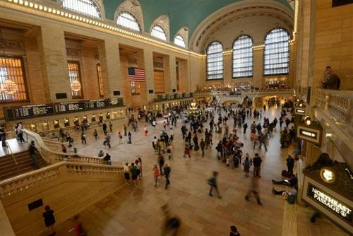 Central Station, Nueva York. Foto: Sebastián Álvaro