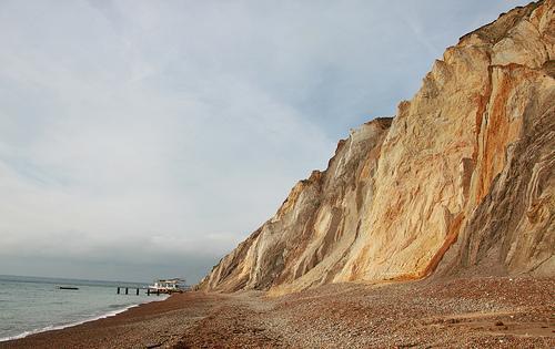 Isla de Wight. Foto: bortescristian