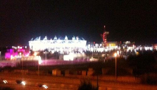 Estadio Olímpico. Foto : Lara Viejo