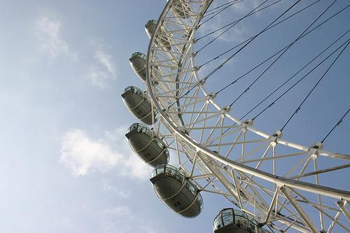 London Eye. Foto: Dave Stokes