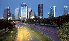 Houston, Texas (© SuperStock)