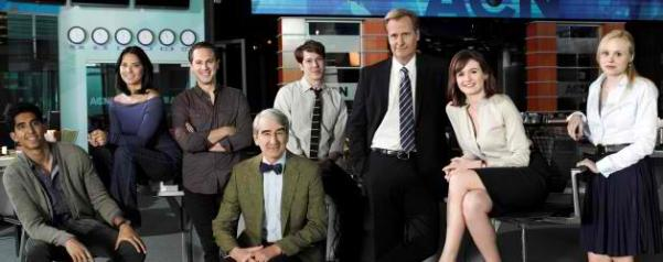 'The Newsroom' '/' HBO