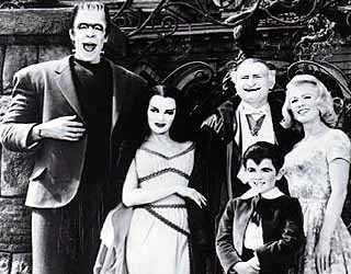 'The Munsters' '/' CBS