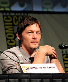 'Norman Reedus' '/' AMC