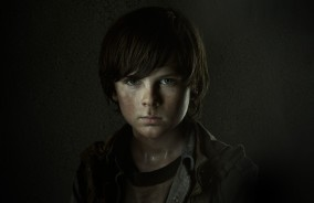 'Carl, The Walking Dead' '/' AMC
