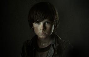 'Carl, The Walking Dead' '/' AMC