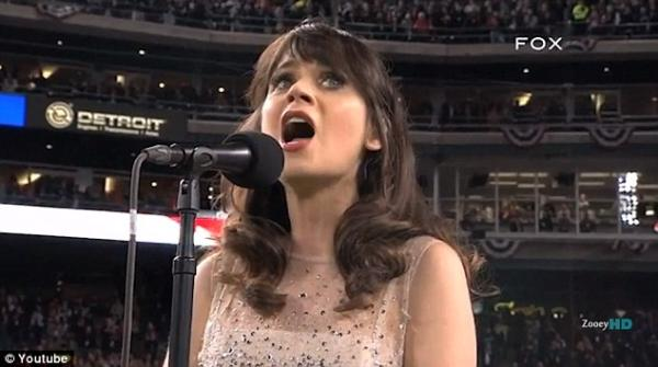 'Zooey Deschanel' '/' Fox