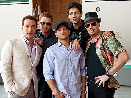 'Entourage' '/' HBO 