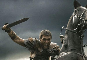 'Spartacus: War of the Damned' '/' Starz