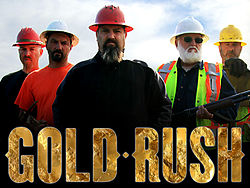 'Gold Rush' '/' Discovery
