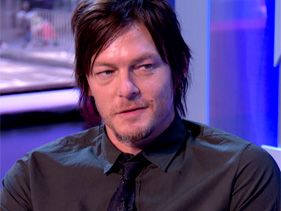 'Norman Reedus' '/' MTV