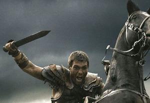 'Spartacus' '/' Starz