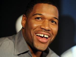 'Michael Strahan' '/' ABC