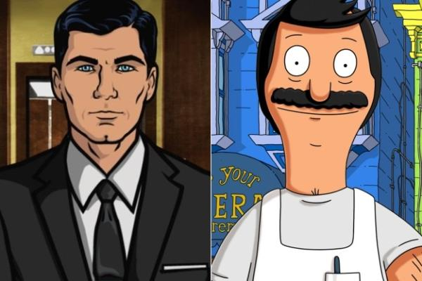 'AcherandBobsBurgers' '/' FOX