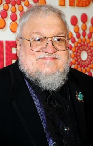 'George R.R, Martin' '/' HBO 