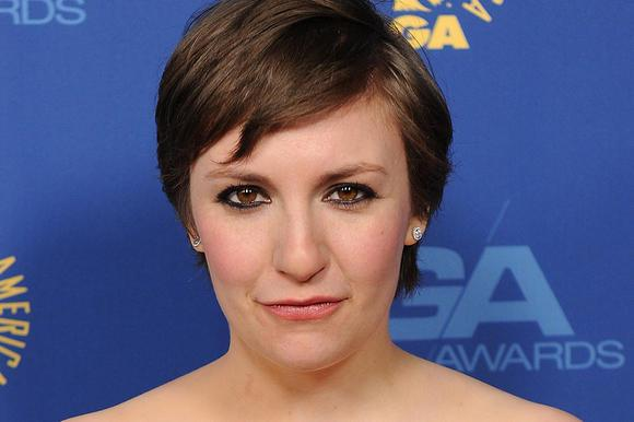 'Lena Dunham' '/' Getty
