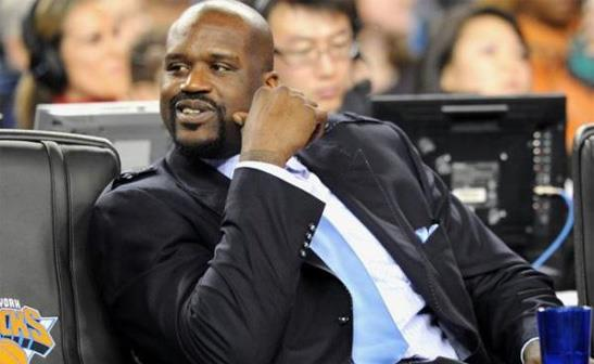 Shaquille O'Neal/AP