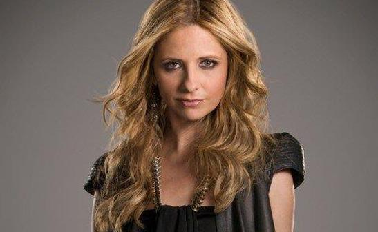 Sarah Michelle Gellar/The CW