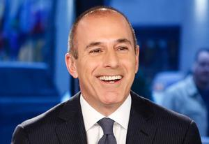 'Matt Lauer' '/' NBC