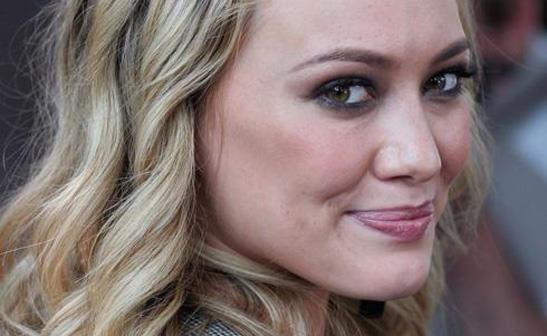Hilary Duff/AP