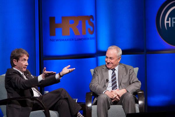 'Martin Short and Lorne Michaels' '/' HRTS