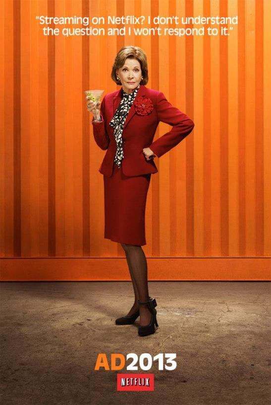 'Arrested Development'/Netflix