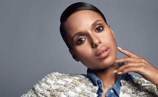 Kerry Washington/Elle