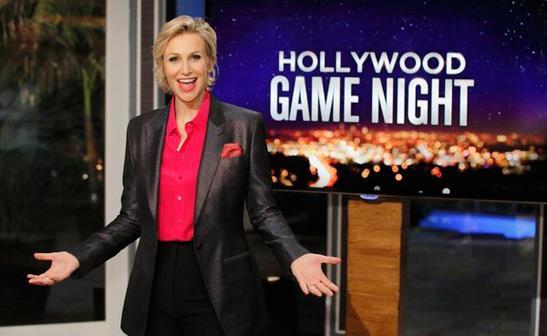 Jane Lynch of 'Hollywood Game Night'/NBC
