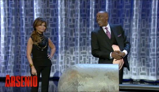 'The Arsenio Hall Show' '/' CBS