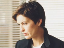 That short hair, I don't regret; I liked it, but I almost got fired ...