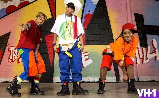 'CrazySexyCool: The TLC Story'/VH1