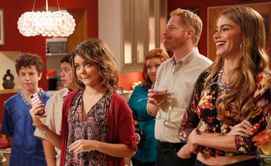 'Modern Family'/ABC