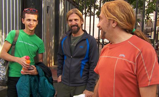 'The Amazing Race'/CBS