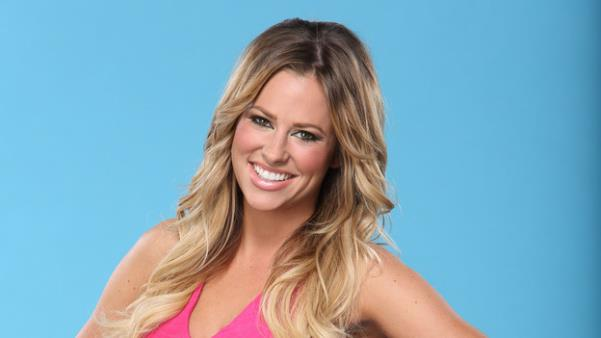 'Ashley P. The Bachelor' '/' ABC