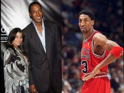 'Scottie and Larsa Pippen' '/' WE tv