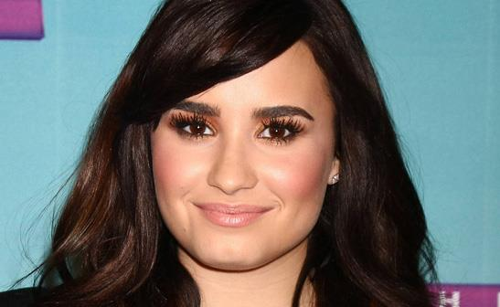 'X Factor' judge Demi Lovato/WENN