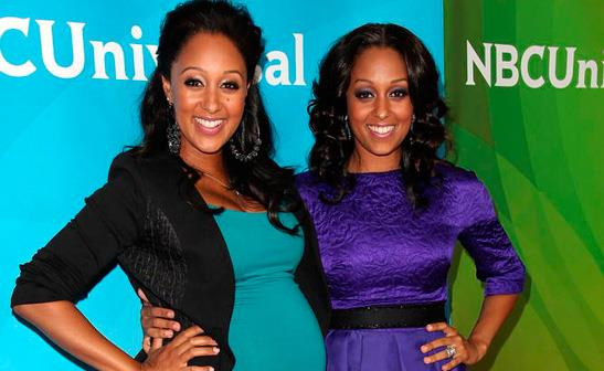 Tia and Tamera Mowry/WENN